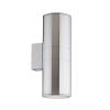 IDEAL LUX 33020 - Kültéri fali lámpa GUN 2xE27/60W/230V IP54