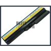 IdeaPad V460A-IFI(A) 4400 mAh 6 cella fekete notebook/laptop akku/akkumulátor utángyártott