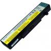 IdeaPad Y580N Series 4400 mAh 6 cella fekete notebook/laptop akku/akkumulátor utángyártott