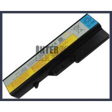 IdeaPad Z460 4400 mAh 6 cella fekete notebook/laptop akku/akkumulátor utángyártott lenovo notebook akkumulátor