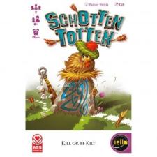 iello Schotten Totten társasjáték