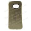 Iface mûanyag védõ tok / hátlap - szilikon betétes - ARANY - SAMSUNG SM-G928 Galaxy S6. Edge +