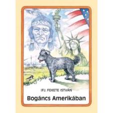 ifj. Fekete István Bogáncs Amerikában gyermekkönyvek