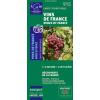 IGN 915 - Franciaország bortérképe