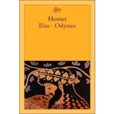 Ilias. Odyssee – omer , Johann H. Voß idegen nyelvű könyv