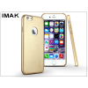 IMAK Apple iPhone 6 Plus/6S Plus hátlap - IMAK Ultra-Thin Leather - gold