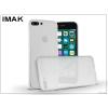 IMAK Apple iPhone 7 Plus hátlap - IMAK 0.7 mm Color Slim - transparent