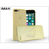 IMAK Apple iPhone 7 Plus/iPhone 8 Plus hátlap - IMAK 0.7 mm Color Slim - gold