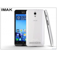IMAK Asus ZenFone C (ZC451CG) hátlap - IMAK Crystal Clear Slim - transparent tok és táska