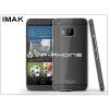 IMAK HTC One M9 hátlap - IMAK Crystal Clear Slim - transparent