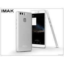 IMAK Huawei P9 hátlap - IMAK Jazz Color - ezüst tok és táska