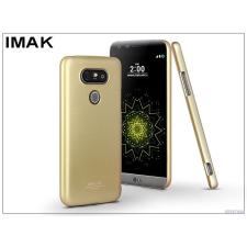 IMAK LG G5 H850 hátlap - IMAK Jazz Color - gold tok és táska