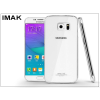 IMAK Samsung SM-G928 Galaxy S6 Edge + hátlap - IMAK Crystal Clear Slim - transparent
