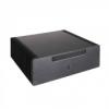 Impactics C3LH-B Mini-ITX ház alap - fekete