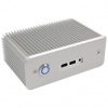 Impactics D4NU1-S Intel NUC ház - ezüst