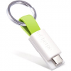 inCharge USB-C Lime, 0,08 m
