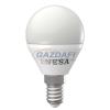 INESA LED gömb fényforrás E14 4W 6500K