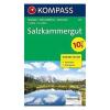 Inneres Salzkammergut, Ausseerland turistatérkép / Kompass