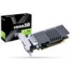INNO3D N1030-1SDV-E5BL GeForce GT 1030 2GB GDDR5 0dB PCIE