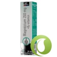 InnoPharm Pezsgőtabletta Magnesium+B6 20 db pezsgőtabletta