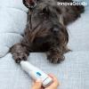 InnovaGoods Elektromos körömreszelő háziállatok számára PediPet InnovaGoods