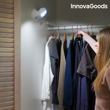 InnovaGoods LED Lámpa Mozgásérzékelővel világítás