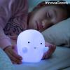 InnovaGoods Többszínű LED-es szellem lámpa Glowy InnovaGoods