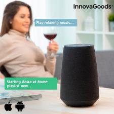 InnovaGoods VASS Bluetooth Hangszóró Smart Voice-szal hangszóró