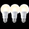 INNR LED lámpa , égő , INNR , 3 x E27 , 3 x 9.5 Watt , meleg fehér , dimmelhető , Philips Hue...