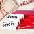 Insportline Ajándék utalvány inSPORTline 5 000 Ft online vásárlásra