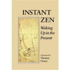 Instant Zen – Foyen idegen nyelvű könyv