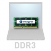 Integral DDR3 SODIMM Integral 2GB 1066MHz CL7 1.5V; Single rank