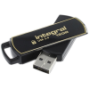 Integral Secure360 8GB USB 3.0 AES-256 fekete pendrive