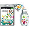Integral USB Flash Drive Xpression 16GB USB 2.0 - Birds