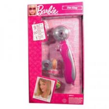 Intek Barbie hajtekercselő baba