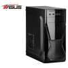 Intensa INTEL Performance Pro Powered By ASUS asztali számítógép, Intel Core i3-8100 3,60GHz, 8GB DDR4, 1TB, nVidia GT1030-SL-2G-BRK, 400W, Wi-Fi adapter