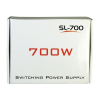 Inter-Tech 700W SL ATX (88882052)