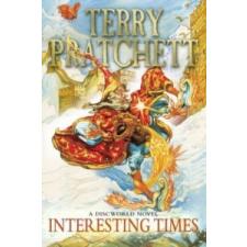 Interesting Times – Terry Pratchett idegen nyelvű könyv