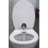 Interex Toilette Nett 120-S bidés WC ülőke