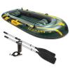 Intex Felfújható csónak INTEX 68351 Seahawk 4 szett
