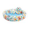 Intex Fishbowl gyerekmedence 132 x 28 cm 59469