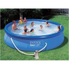 Intex Intex Easy-set medence 457cm x 84 cm + vízforgató