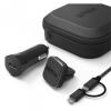 Iottie iTap Magnetic Mini and Charging iPhone kiegészítők - utazó szett