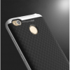 Ipaky Xiaomi Redmi 4X Bumblebee prémium telefontok/tok fekete/ezüst