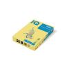 IQ Fénymásolópapír színes IQ Color A/4 80 gr pasztel sárga YE23 500 ív/csomag