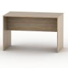 Íróasztal (tárgyalóterembe), sonoma tölgyfa, TEMPO ASISTENT NEW 021 ZA