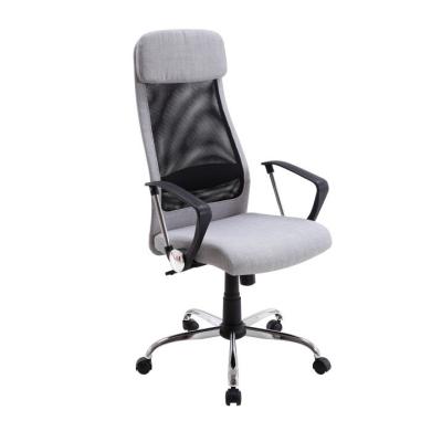 29edcfacfb Irodai szék, világosszürke szövet/háló, FABRY - Forgószék: árak,  összehasonlítás - Olcsóbbat.hu