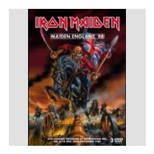 Iron Maiden Maiden England '88 (DVD) egyéb zene