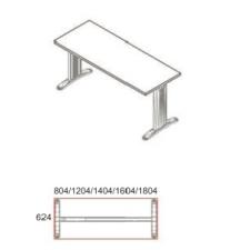 IS-180/62-LUX íróasztal