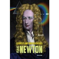 Isaac Newton – PAUL NITTANY idegen nyelvű könyv